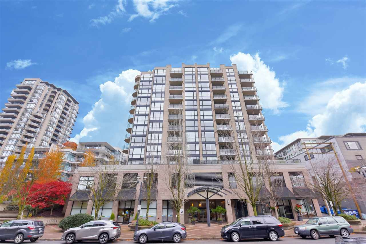 """Photo 1: Photos: 507 124 W 1ST Street in North Vancouver: Lower Lonsdale Condo for sale in """"THE """"Q"""""""" : MLS®# R2509553"""