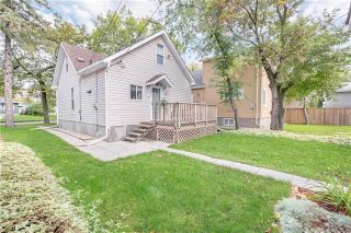 Photo 16: 522 Harvard Avenue East in Winnipeg: Residential for sale (3M)  : MLS®# 1927766