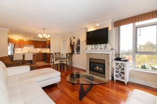 """Photo 3: 405 2138 MADISON Avenue in Burnaby: Brentwood Park Condo for sale in """"MOSAIC RENAISSANCE"""" (Burnaby North)  : MLS®# R2222436"""