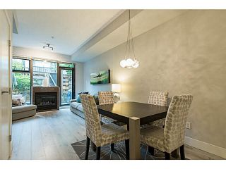 """Photo 11: 3651 COMMERCIAL Street in Vancouver: Victoria VE Townhouse for sale in """"Brix II"""" (Vancouver East)  : MLS®# V1087761"""