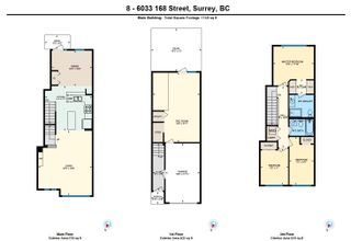 """Photo 34: 8 6033 168 Street in Surrey: Cloverdale BC Townhouse for sale in """"Chestnut"""" (Cloverdale)  : MLS®# R2621139"""