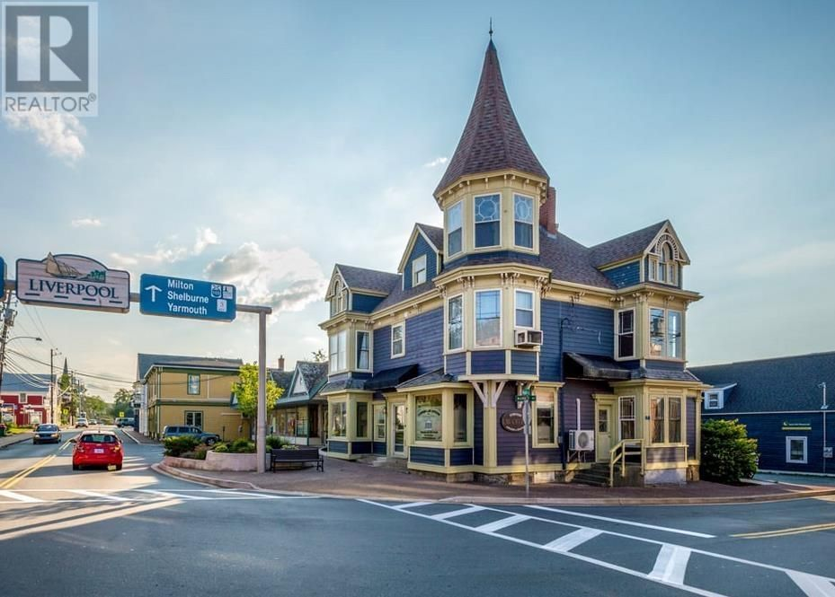 Main Photo: 190 Main Street in Liverpool: Multi-family for sale : MLS®# 202116504