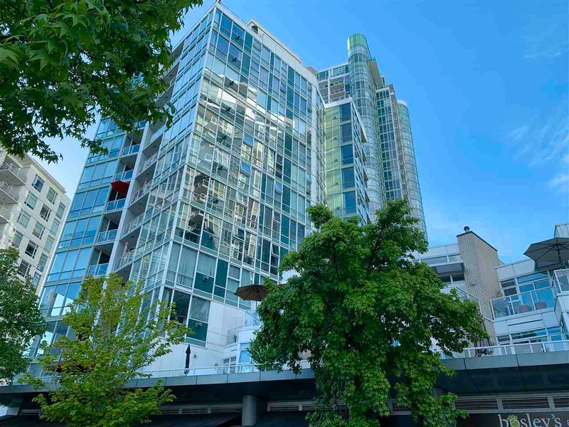 FEATURED LISTING: 603 - 1099 MARINASIDE Crescent Vancouver