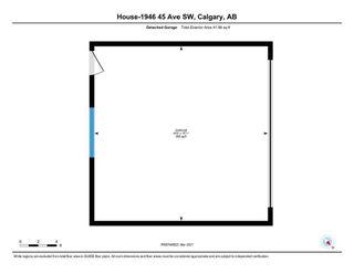 Photo 50: 1946 45 Avenue SW in Calgary: Altadore Semi Detached for sale : MLS®# A1077101