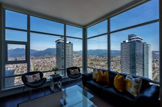 """Photo 3: 4703 4485 SKYLINE Drive in Burnaby: Brentwood Park Condo for sale in """"ALTUS - SOLO DISTRICT"""" (Burnaby North)  : MLS®# R2559586"""