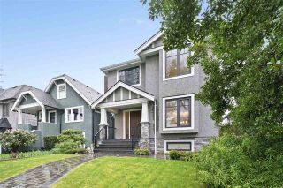 "Main Photo: 4367 W 13TH Avenue in Vancouver: Point Grey House for sale in ""Point Grey"" (Vancouver West)  : MLS®# R2546793"