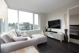 "Photo 10: 703 602 COMO LAKE Avenue in Coquitlam: Coquitlam West Condo for sale in ""UPTOWN 1 BY BOSA"" : MLS®# R2529216"