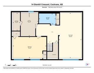 Photo 43: 14 Glenhill Crescent: Cochrane Detached for sale : MLS®# A1143449