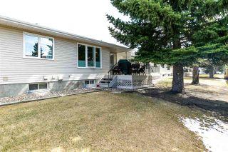 Photo 34: 10856 25 Avenue in Edmonton: Zone 16 House Half Duplex for sale : MLS®# E4254921