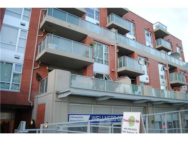 """Main Photo: #201 - 3811 Hastings St. in Burnaby: Vancouver Heights Condo for sale in """"MONDEO"""" (Burnaby North)  : MLS®# V883933"""