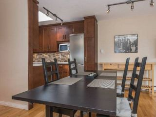 """Photo 3: 108 995 W 7TH Avenue in Vancouver: Fairview VW Townhouse for sale in """"OAKVIEW TOWNHOMES"""" (Vancouver West)  : MLS®# R2168359"""