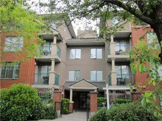 """Photo 1: 302 929 W 16TH Avenue in Vancouver: Fairview VW Condo for sale in """"OAKVIEW GARDEN"""" (Vancouver West)  : MLS®# V1122084"""