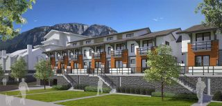 """Main Photo: 55 1188 MAIN Street in Squamish: Downtown SQ Townhouse for sale in """"Soleil at Coastal Village"""" : MLS®# R2203864"""
