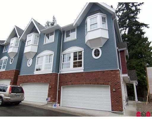"Main Photo: 3 5889 152 Street in Surrey: Sullivan Station Townhouse for sale in ""Sullivan Gardens"" : MLS®# F2725201"