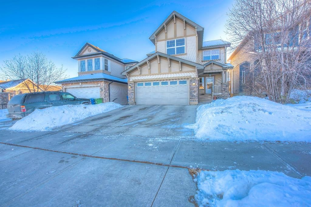 Main Photo: 261 Panatella Boulevard NW in Calgary: Panorama Hills Detached for sale : MLS®# A1074078
