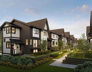 """Photo 1: 192 19451 SUTTON Avenue in Pitt Meadows: South Meadows Townhouse for sale in """"NATURE'S WALK"""" : MLS®# R2606717"""