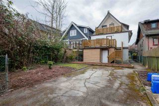 Photo 18: 1021 E 14TH AVENUE in Vancouver: Mount Pleasant VE House for sale (Vancouver East)  : MLS®# R2554473
