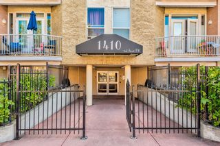 Photo 2: 309 1410 2 Street SW in Calgary: Beltline Apartment for sale : MLS®# A1143810