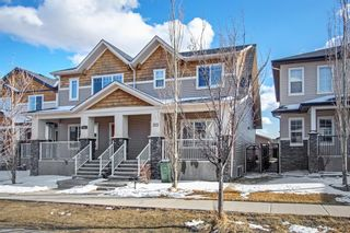 Photo 2: 373 Skyview Ranch Road NE in Calgary: Skyview Ranch Semi Detached for sale : MLS®# A1094902