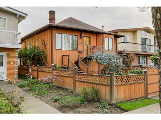 """Photo 3: 1288 E 26TH Avenue in Vancouver: Knight House for sale in """"CEDAR COTTAGE"""" (Vancouver East)  : MLS®# V1114314"""