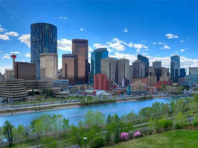 Main Photo: 503 300 MEREDITH Road NE in CALGARY: Crescent Heights Condo for sale (Calgary)  : MLS®# C3568596