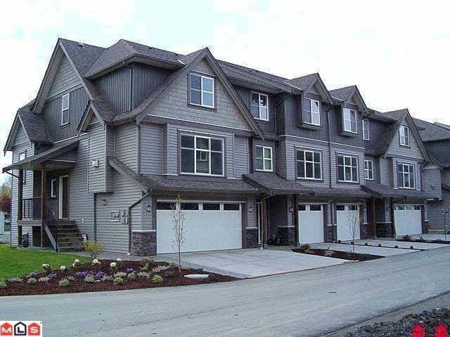 Main Photo: 66 45085 WOLFE ROAD in : Chilliwack W Young-Well Townhouse for sale : MLS®# H2150859