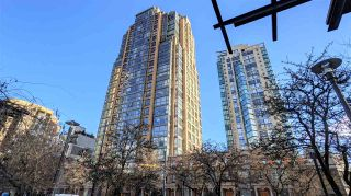"Photo 1: 2310 1188 RICHARDS Street in Vancouver: Yaletown Condo for sale in ""PARK PLAZA"" (Vancouver West)  : MLS®# R2535019"