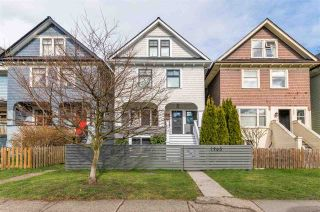 Main Photo: 1963 W 1ST AVENUE in Vancouver: Kitsilano House for sale (Vancouver West)  : MLS®# R2588017