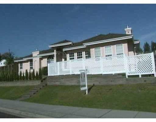 Main Photo: 1350 OXFORD ST in Coquitlam: Park Ridge Estates House for sale : MLS®# V532506