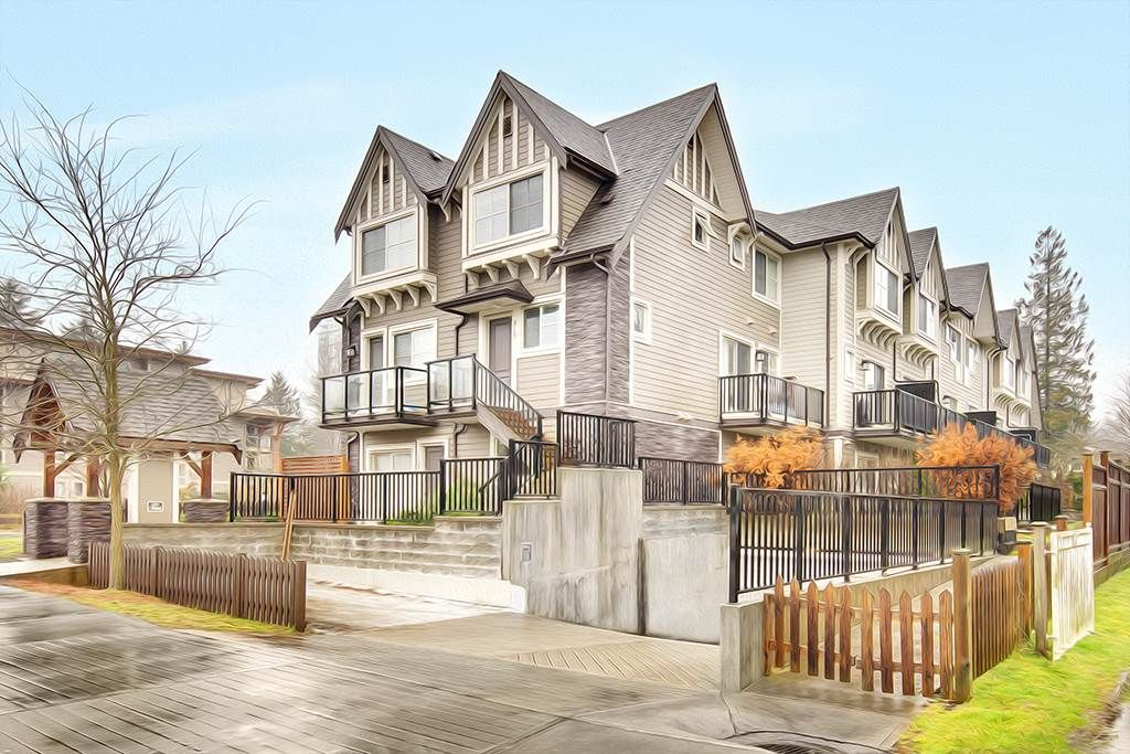 Main Photo: 103 7159 STRIDE Avenue in Burnaby: Edmonds BE Townhouse for sale (Burnaby East)  : MLS®# R2235423
