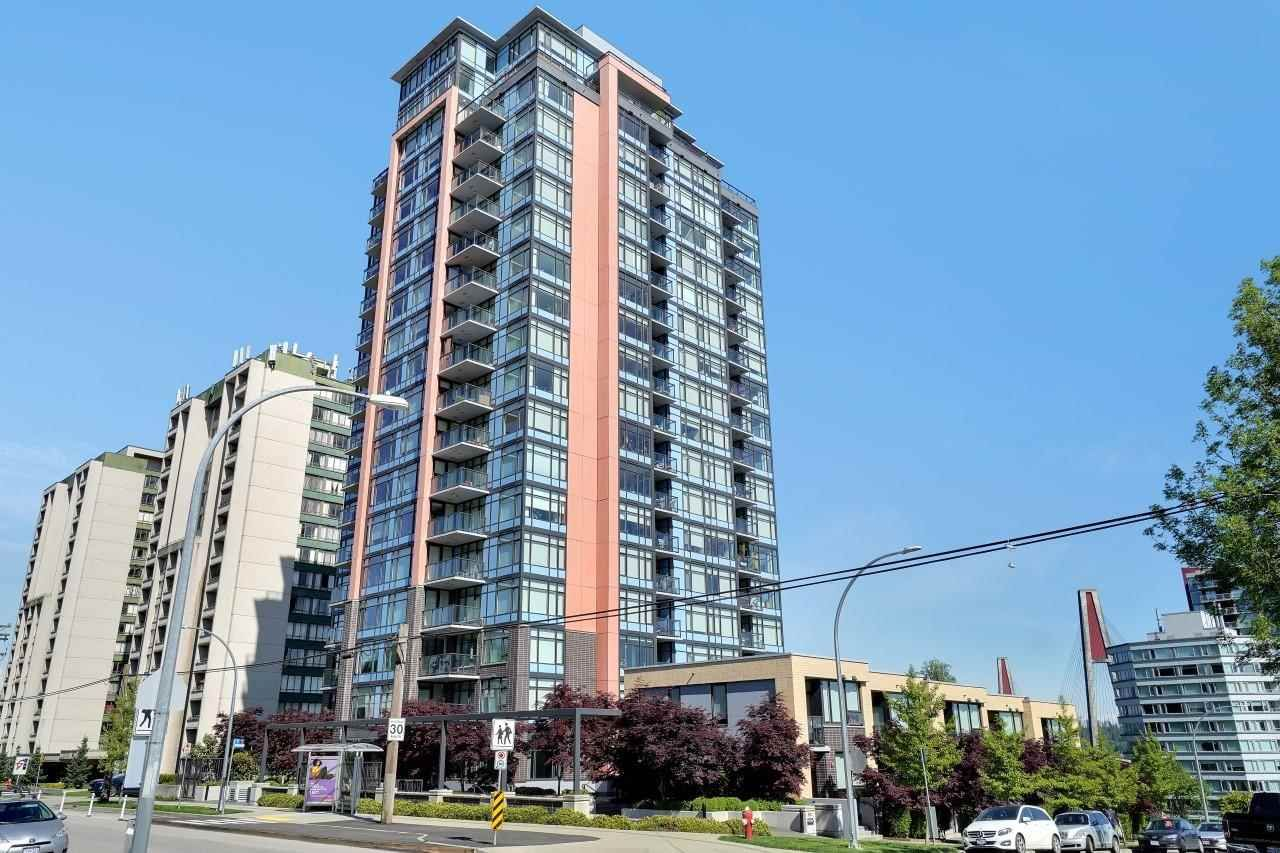 Main Photo: 1803 188 AGNES STREET in New Westminster: Downtown NW Condo for sale : MLS®# R2582293