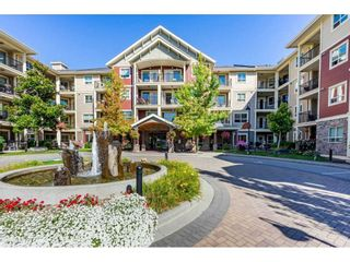 """Photo 1: 326 22323 48 Avenue in Langley: Murrayville Condo for sale in """"Avalon Gardens"""" : MLS®# R2501456"""
