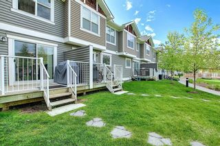 Photo 33: 224 CRANBERRY Park SE in Calgary: Cranston Row/Townhouse for sale : MLS®# C4299490