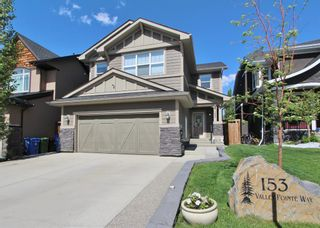 Main Photo: 153 VALLEY POINTE Way NW in Calgary: Valley Ridge Detached for sale : MLS®# A1107351