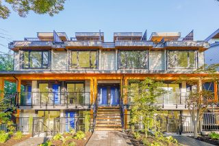"""Main Photo: 4732 DUCHESS Street in Vancouver: Collingwood VE Townhouse for sale in """"Royal at Duchess"""" (Vancouver East)  : MLS®# R2620248"""