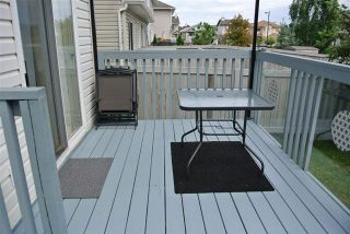 Photo 19: 16325 55A ST NW in Edmonton: Zone 03 House Half Duplex for sale : MLS®# E4068994