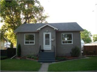 Main Photo: 121 Ellesmere Avenue in WINNIPEG: St Vital Residential for sale (South East Winnipeg)  : MLS®# 1009968