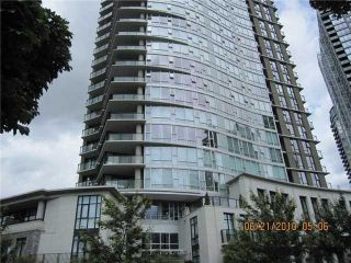 """Photo 1: 2106 583 BEACH Crescent in Vancouver: False Creek North Condo for sale in """"PARKWEST II"""" (Vancouver West)  : MLS®# V839365"""