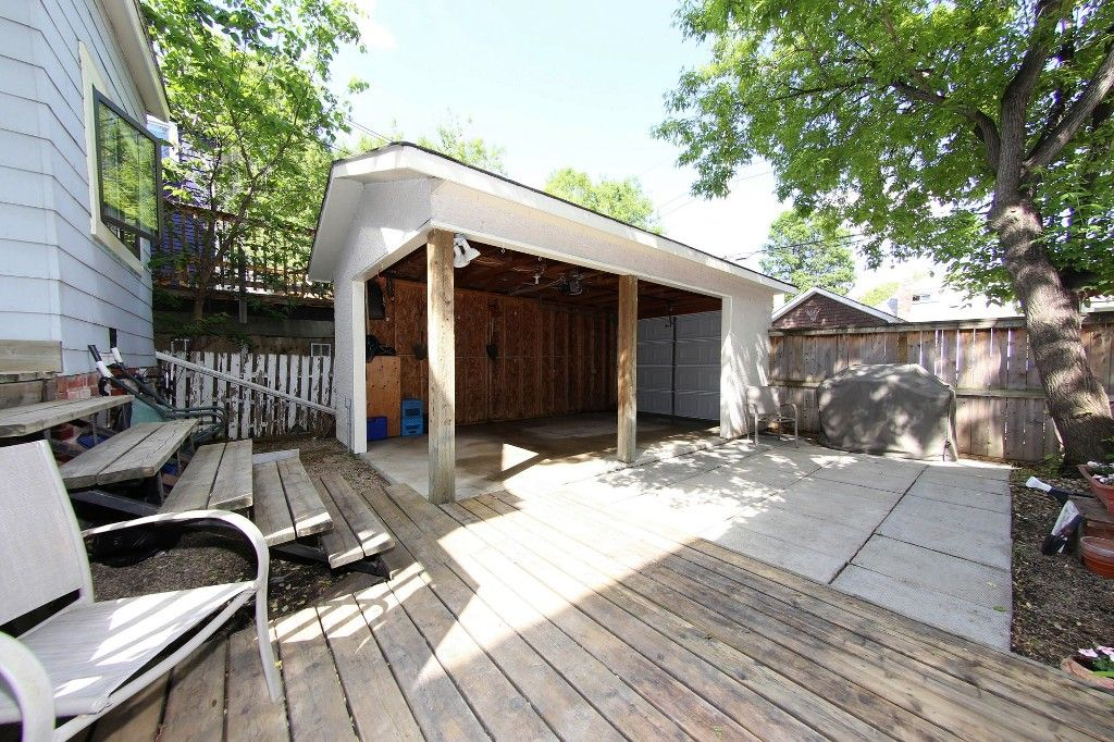 Photo 20: Photos: 483 Craig Street in Winnipeg: Wolseley Single Family Detached for sale (5B)  : MLS®# 1714739