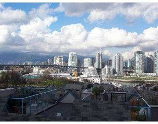 "Photo 7: 309 1166 W 6TH Avenue in Vancouver: Fairview VW Condo for sale in ""SEASCAPE VISTA"" (Vancouver West)  : MLS®# V632323"