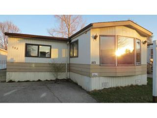 Photo 1: 103 Springwood Drive in WINNIPEG: St Vital Residential for sale (South East Winnipeg)  : MLS®# 1208029