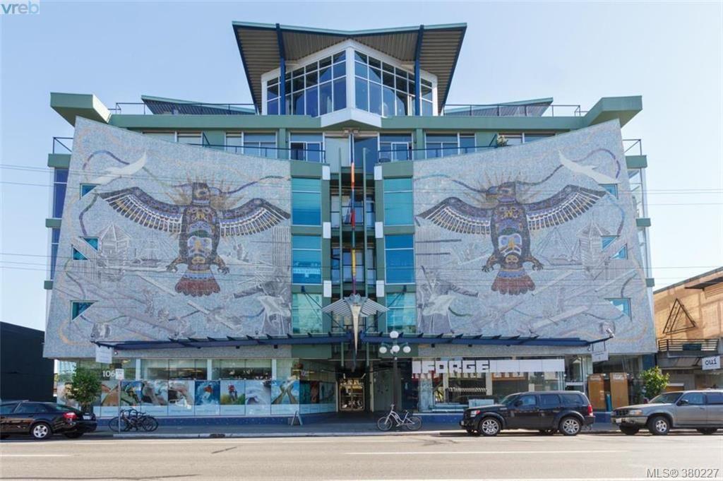 Main Photo: 305 1061 Fort St in VICTORIA: Vi Downtown Condo for sale (Victoria)  : MLS®# 763662