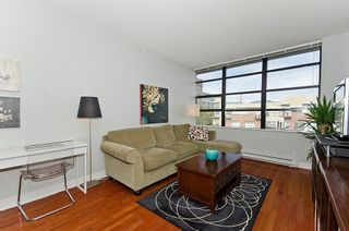 "Photo 3: 404 2828 YEW Street in Vancouver: Kitsilano Condo for sale in ""BEL AIR"" (Vancouver West)  : MLS®# V914119"