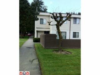 Photo 1: 73 14129 104TH Avenue in Surrey: Whalley Townhouse for sale (North Surrey)  : MLS®# F1210092