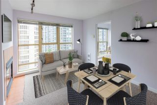 """Photo 2: 1207 819 HAMILTON Street in Vancouver: Downtown VW Condo for sale in """"819"""" (Vancouver West)  : MLS®# R2587770"""