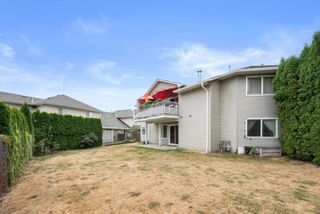"""Photo 28: 9 6480 VEDDER Road in Chilliwack: Sardis East Vedder Rd Townhouse for sale in """"The Willoughby"""" (Sardis)  : MLS®# R2612415"""