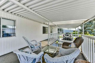 """Photo 18: 21 2035 MARTENS Street in Abbotsford: Poplar Manufactured Home for sale in """"Maplewood estates"""" : MLS®# R2368618"""