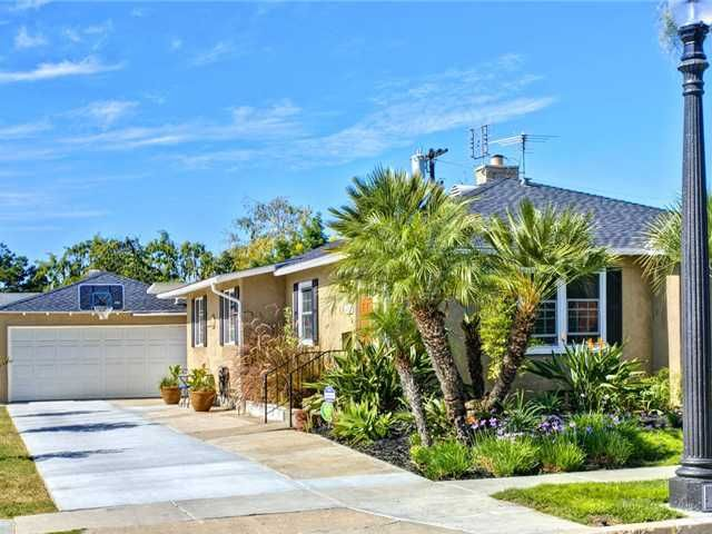 Main Photo: Residential for sale : 3 bedrooms : 4720 51st in San Diego