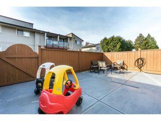 "Photo 17: 174 27456 32 Avenue in Langley: Aldergrove Langley Townhouse for sale in ""Cedar Park Estates"" : MLS®# R2323637"