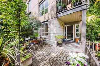 """Photo 27: 105 2161 W 12TH Avenue in Vancouver: Kitsilano Condo for sale in """"THE CARLINGS"""" (Vancouver West)  : MLS®# R2590728"""